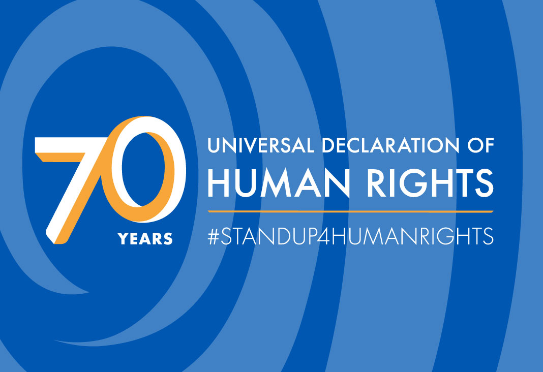 Universal Declaration of Human Rights @70