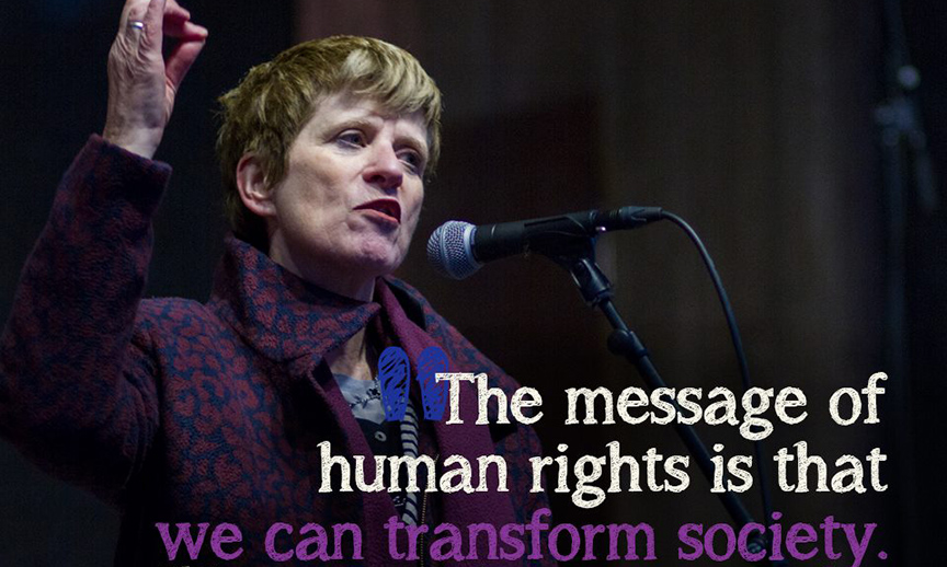Kate Gilmore, Deputy High Commissioner for Human Rights